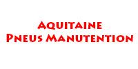 aquitaine pneus manutention